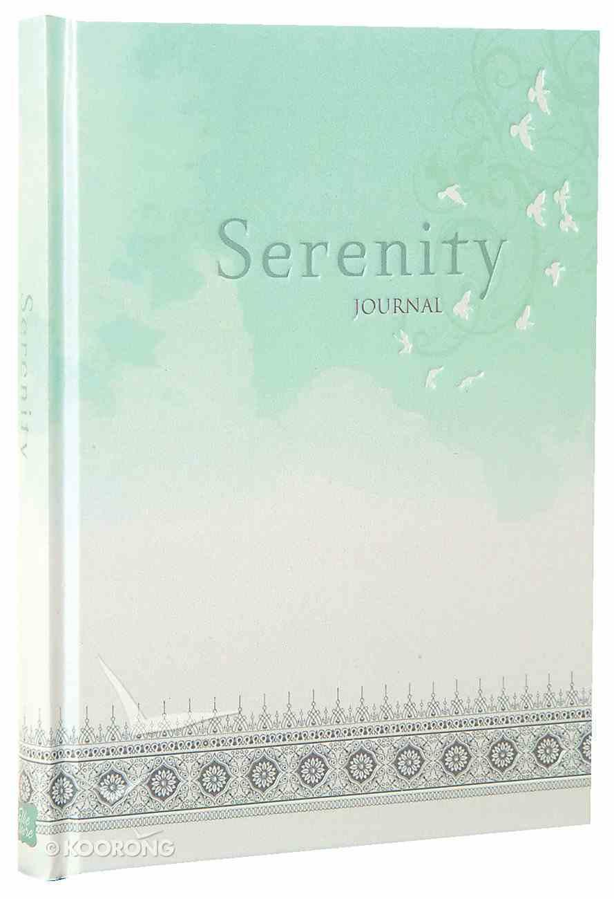 Inspirational Classic Journal: Serenity Hardback