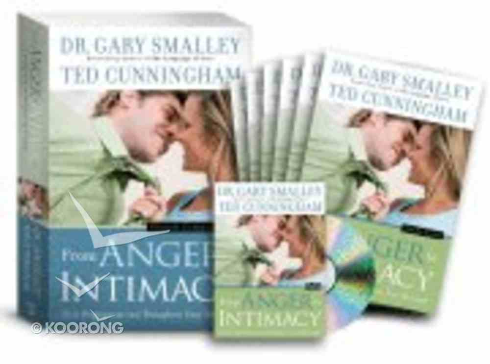 From Anger to Intimacy Church Kit Pack