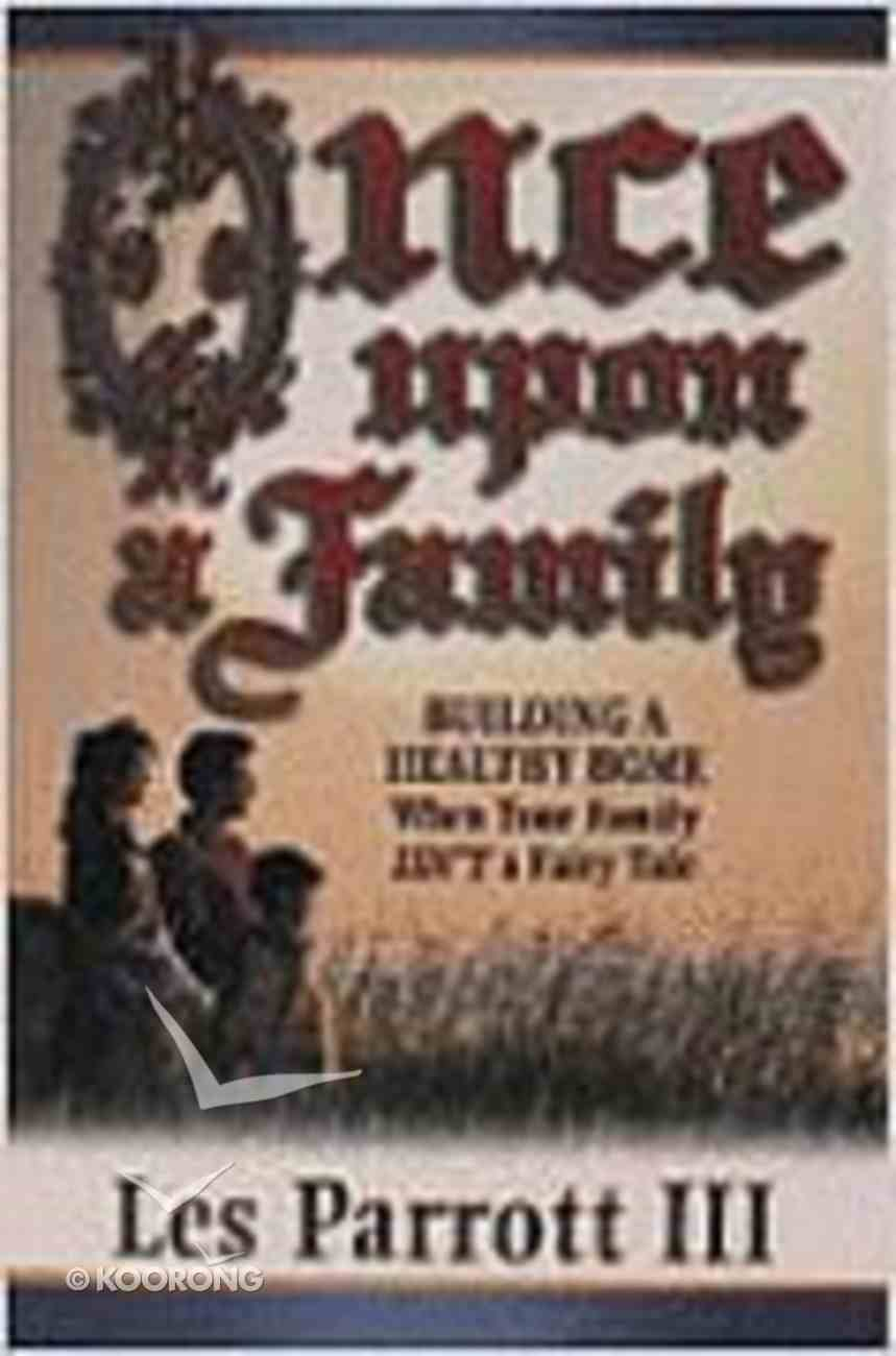 Once Upon a Family (Student Guide) Paperback