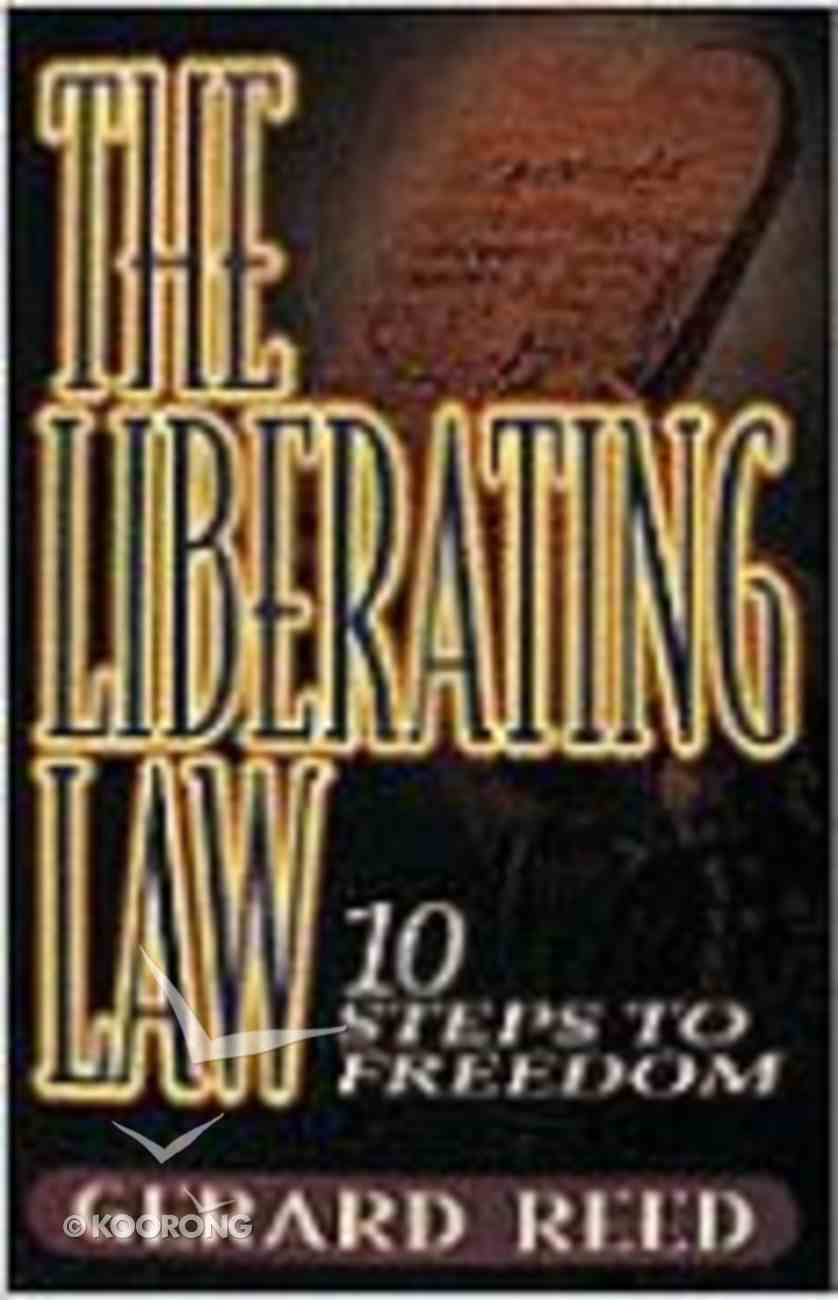 The Liberating Law Paperback
