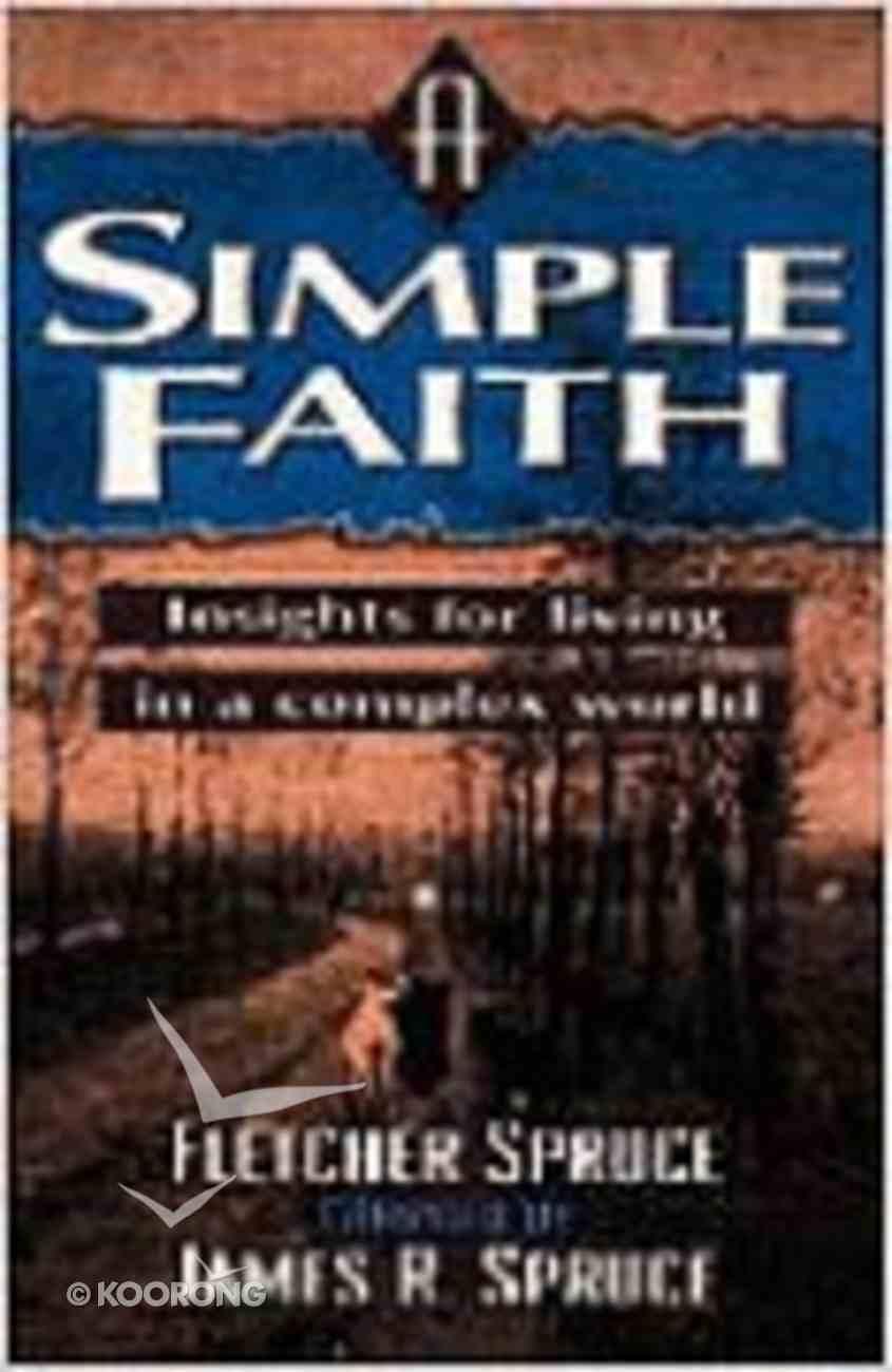 A Simple Faith Paperback