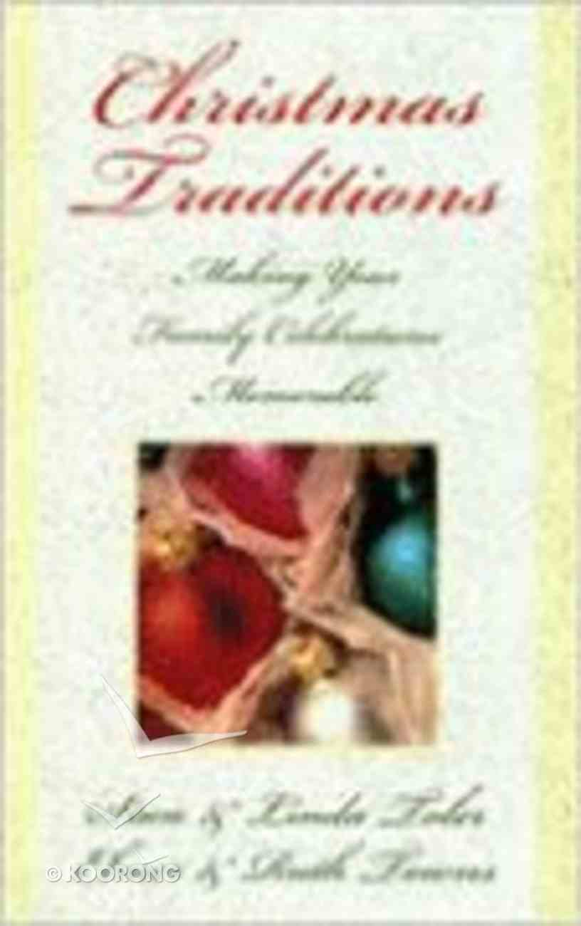 Christmas Traditions Paperback
