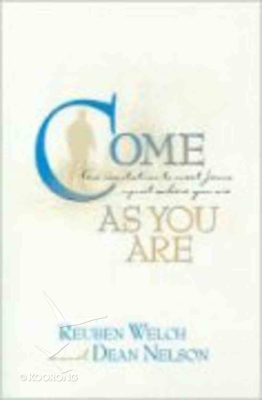 Come as You Are Paperback