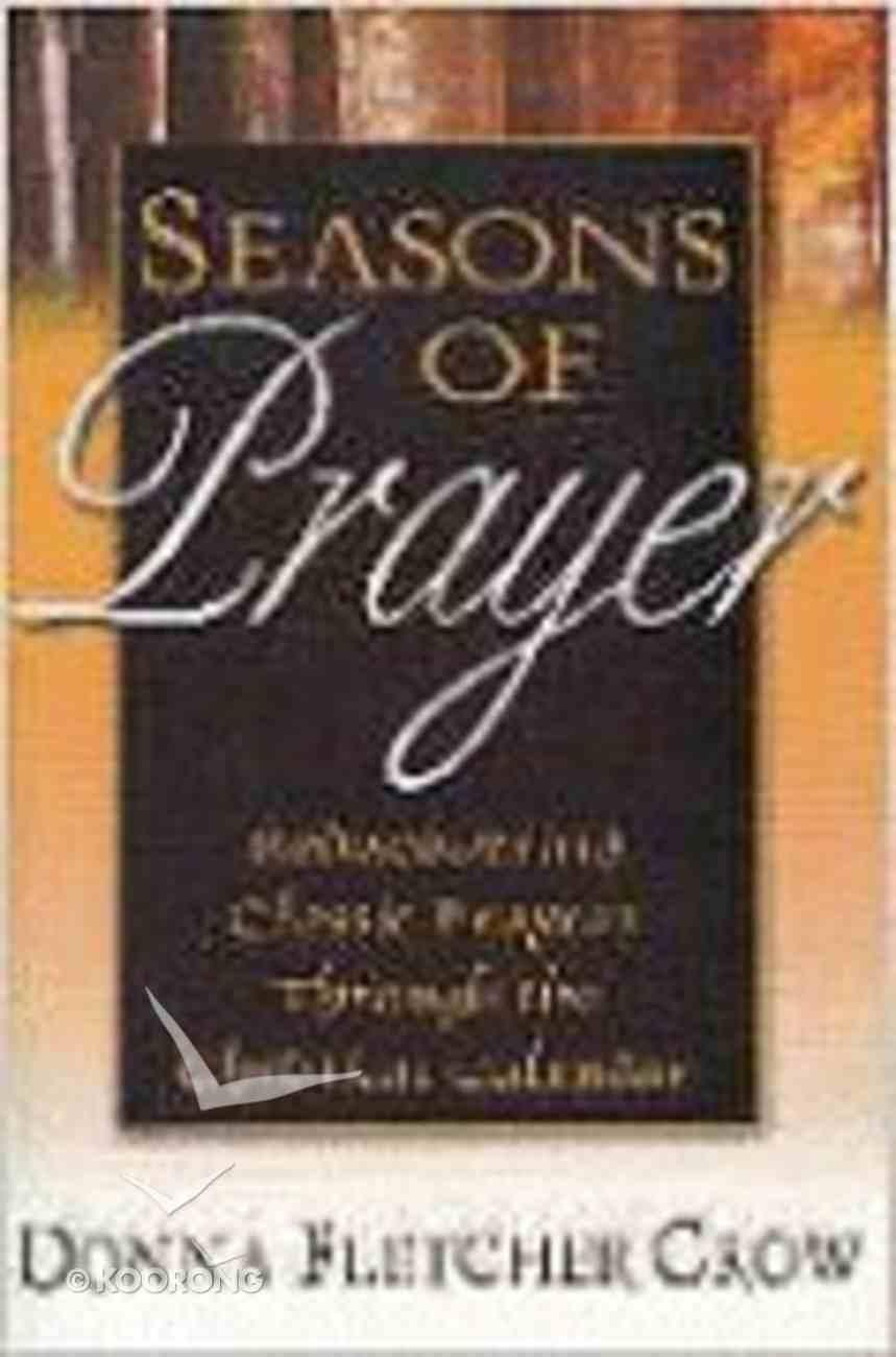 Seasons of Prayer Paperback