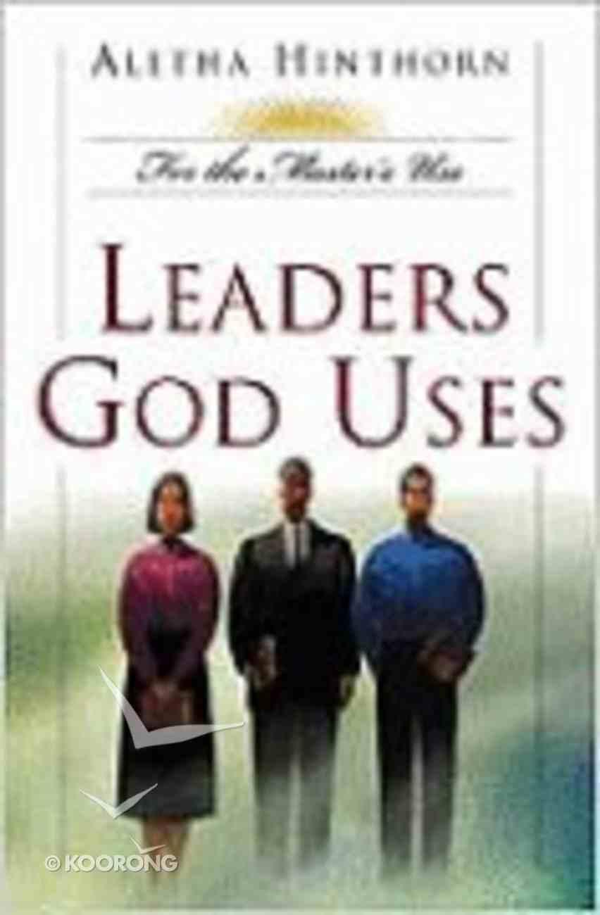 Leaders God Uses Paperback