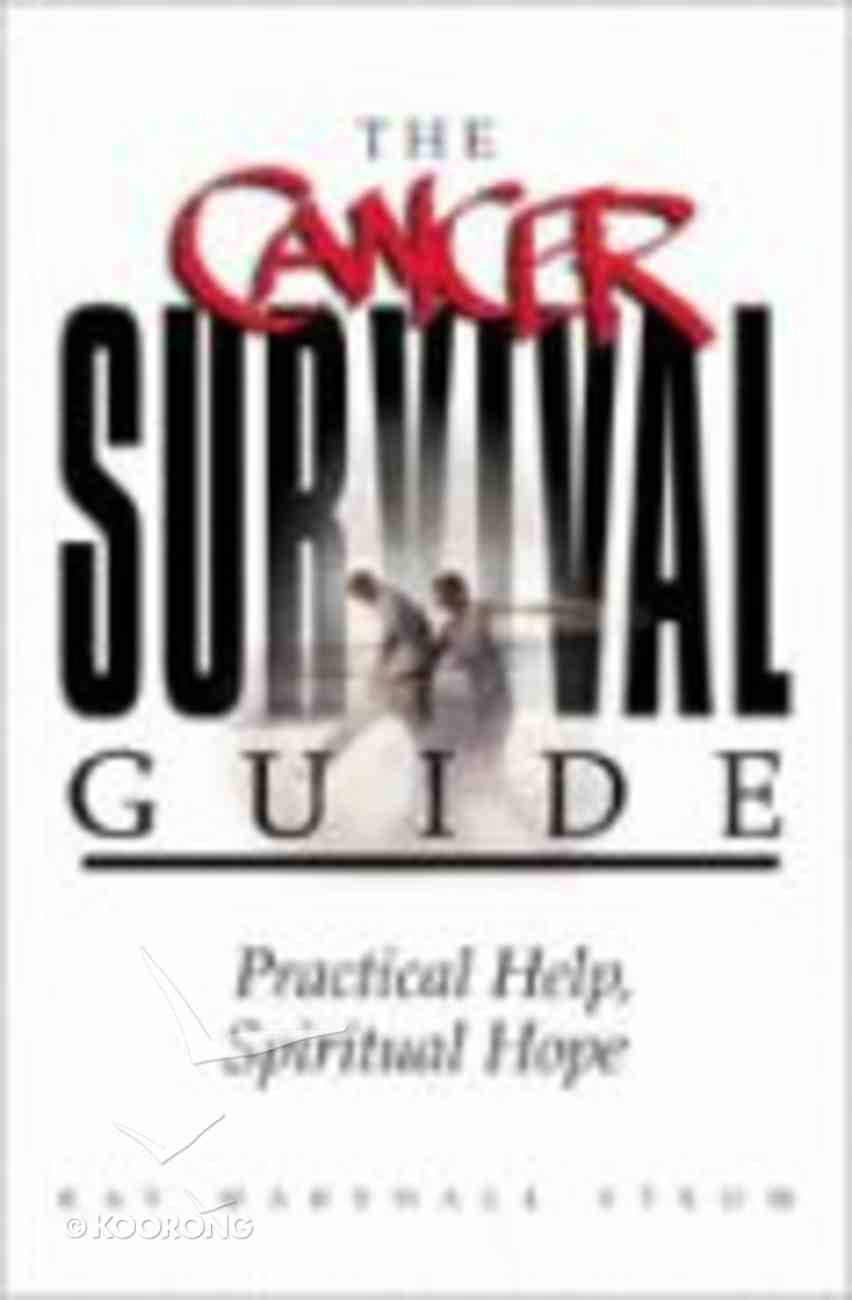 The Cancer Survival Guide Paperback