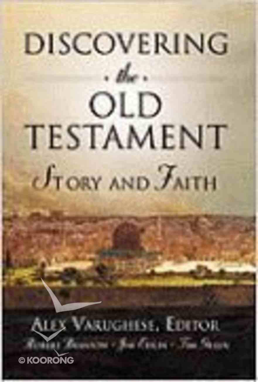 Discovering the Old Testament Hardback