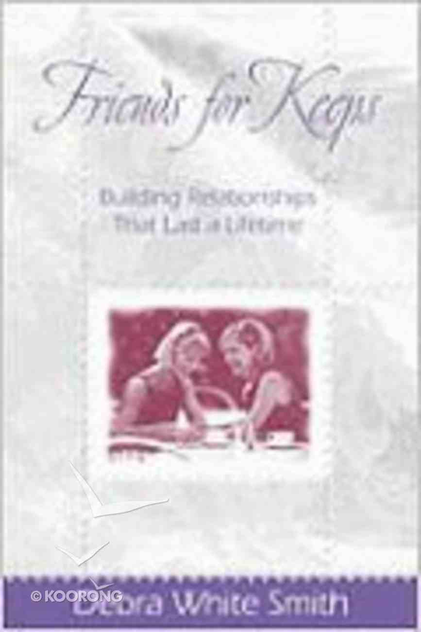 Friends For Keeps Paperback