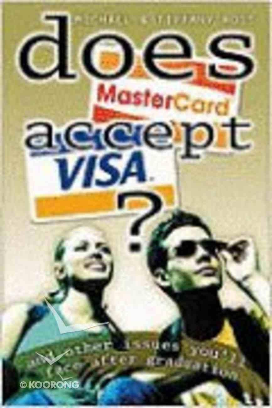 Does Mastercard Accept Visa? Paperback