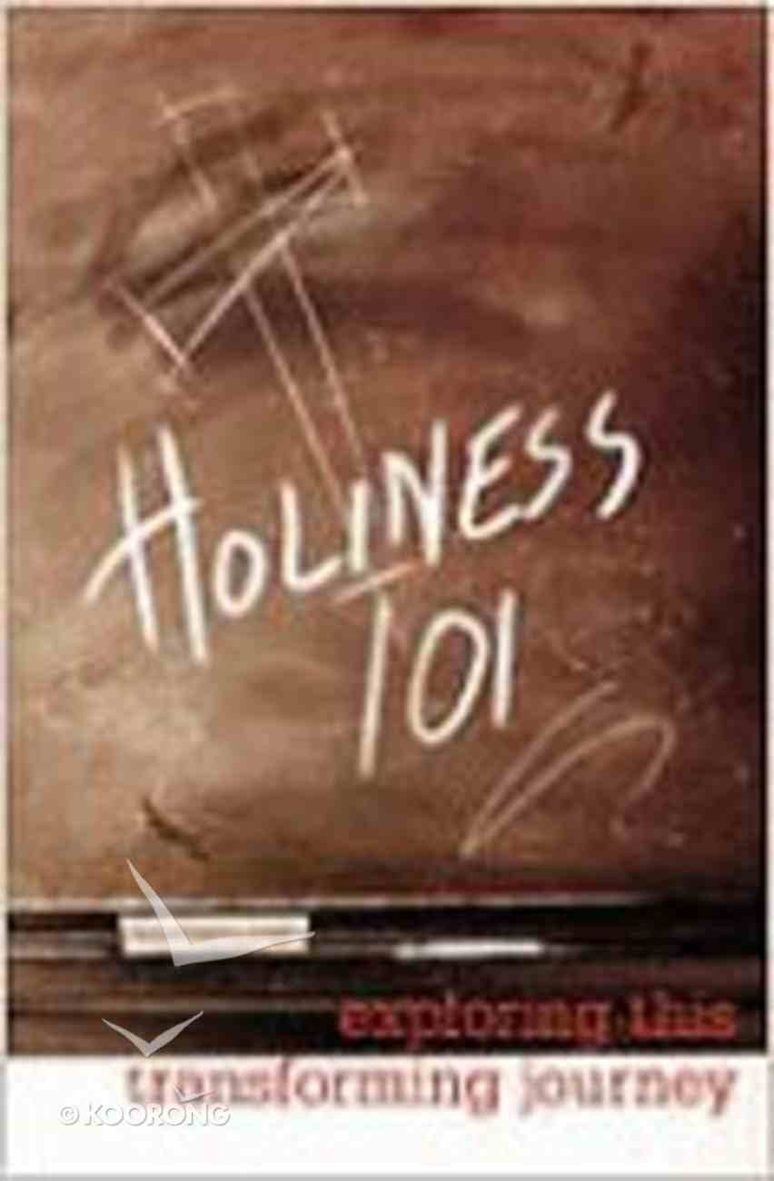 Holiness 101 Paperback