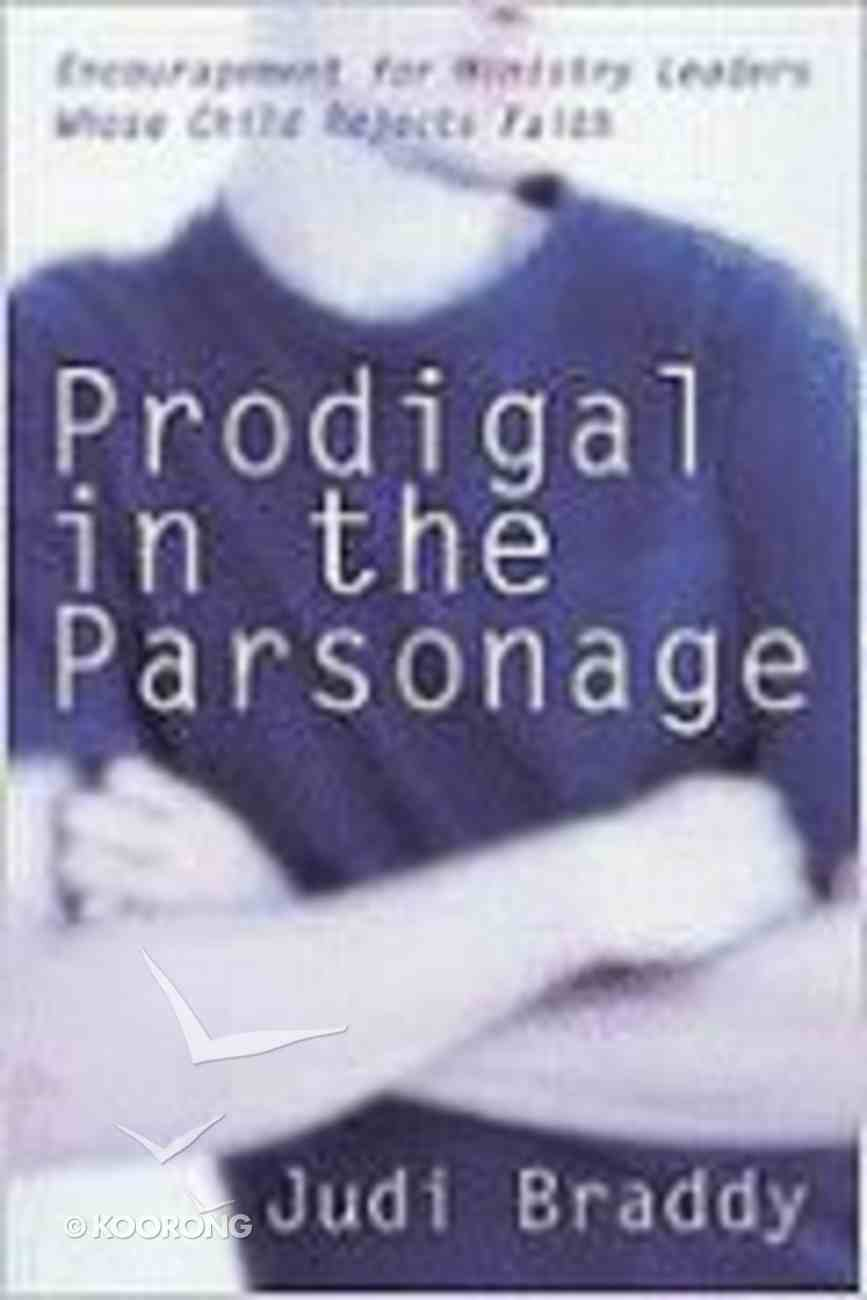 Prodigal in the Parsonage Paperback