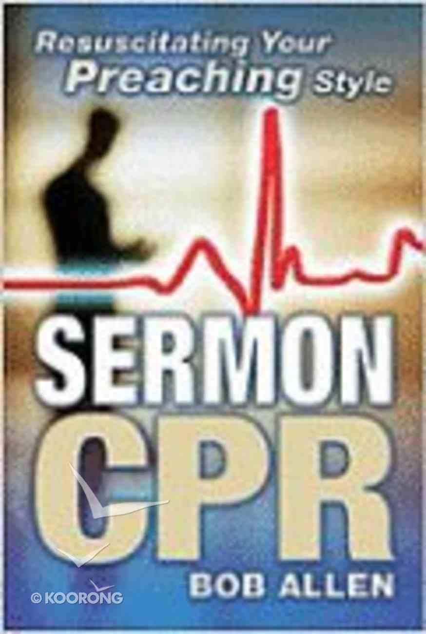 Sermon Cpr Paperback