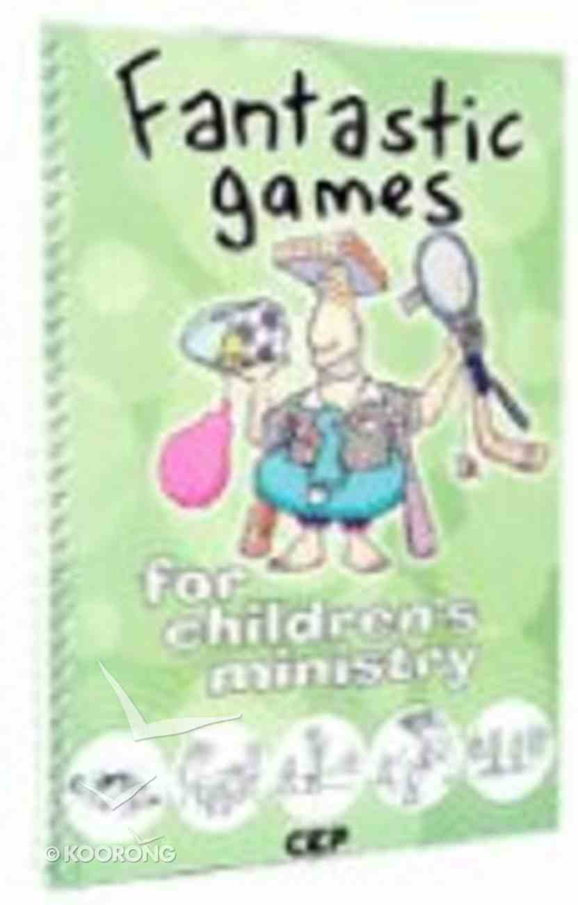Fantastic Games For Children's Ministry Spiral