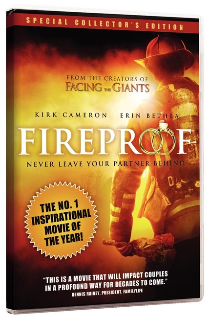 Product: Dvd Fireproof Image