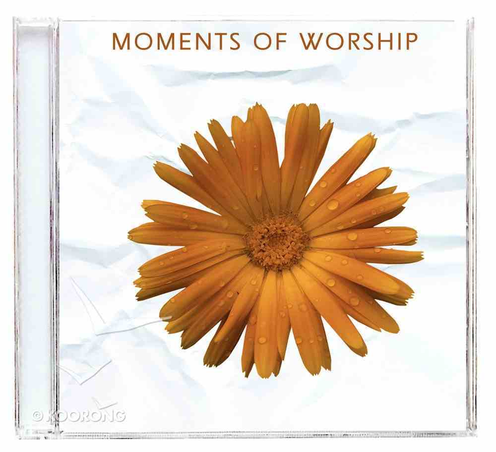 Quiet Moments: Moments of Worship CD
