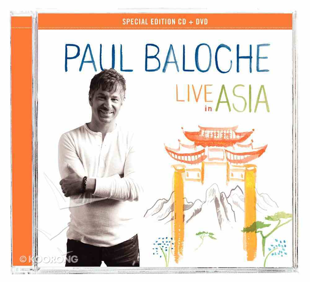 Live in Asia (Cd And Dvd) CD