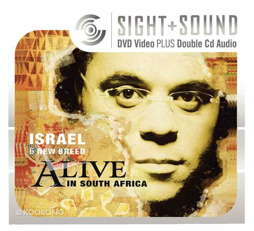 Sight and Sound: Alive in South Africa CD & DVD CD