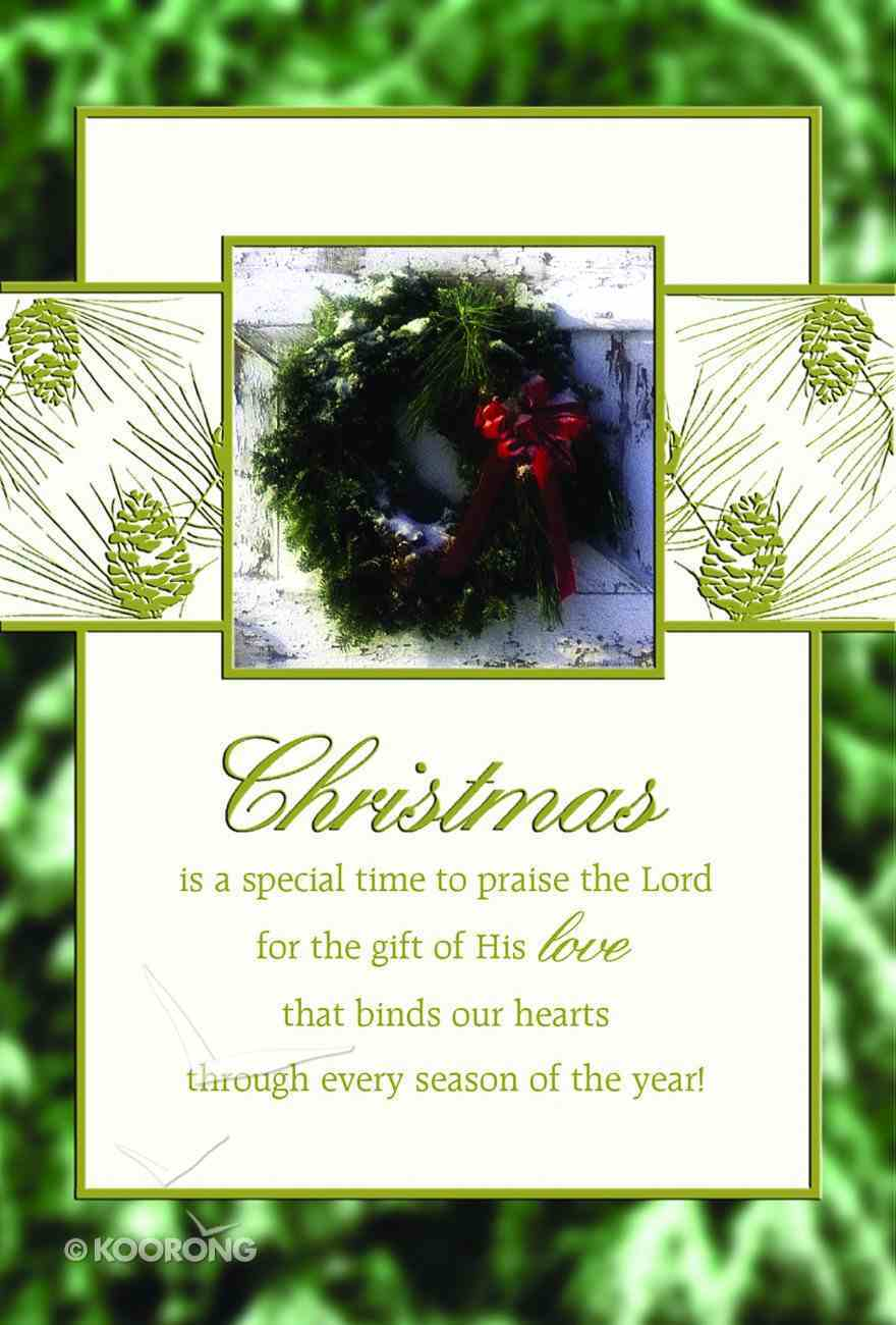 Christmas Boxed Cards: Christmas Cards