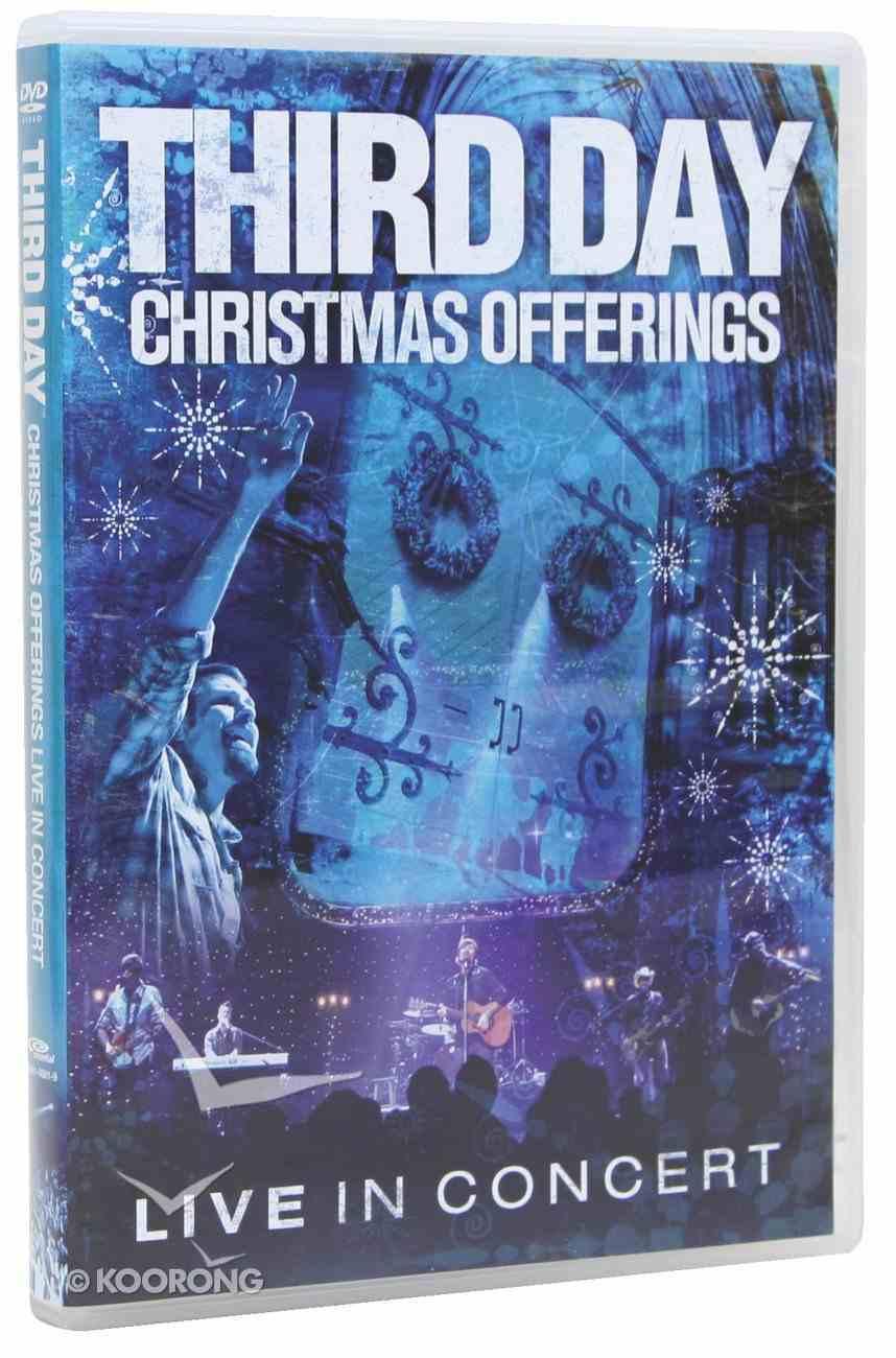 Christmas Offerings DVD