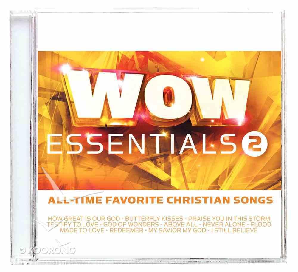 Wow Essentials 2 CD