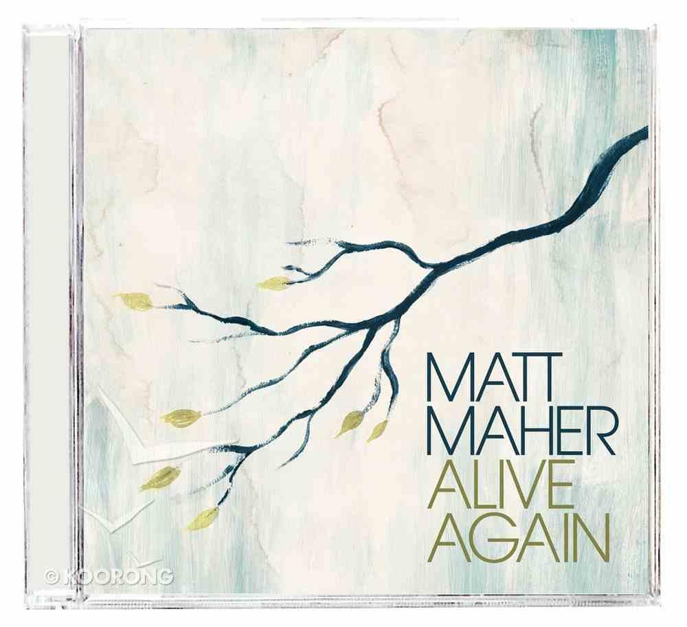 Alive Again CD