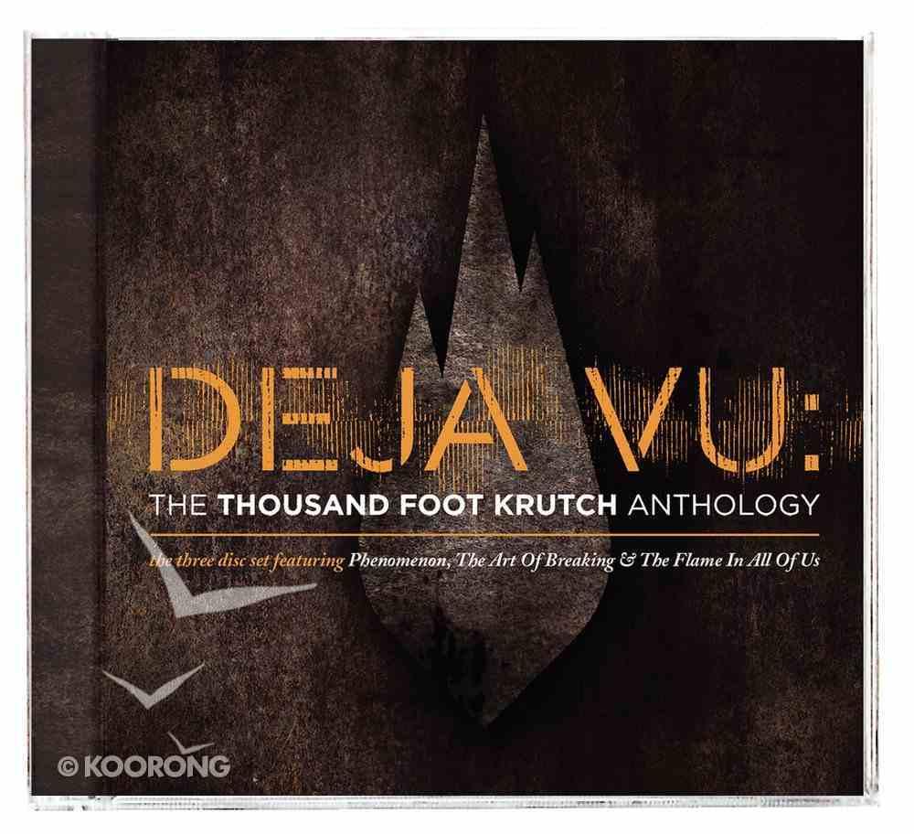 Deja Vu: The Tfk Anthology 3 CD Set CD