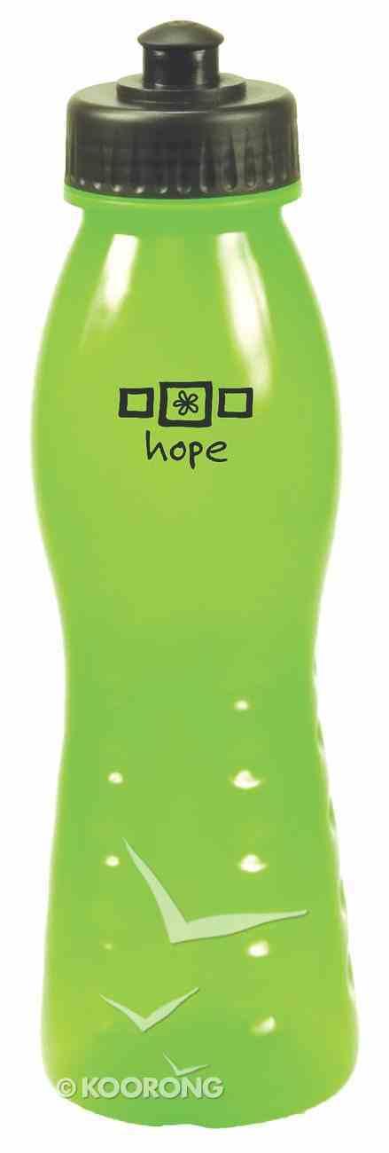 Water Bottle 680ml: Green Hope Homeware