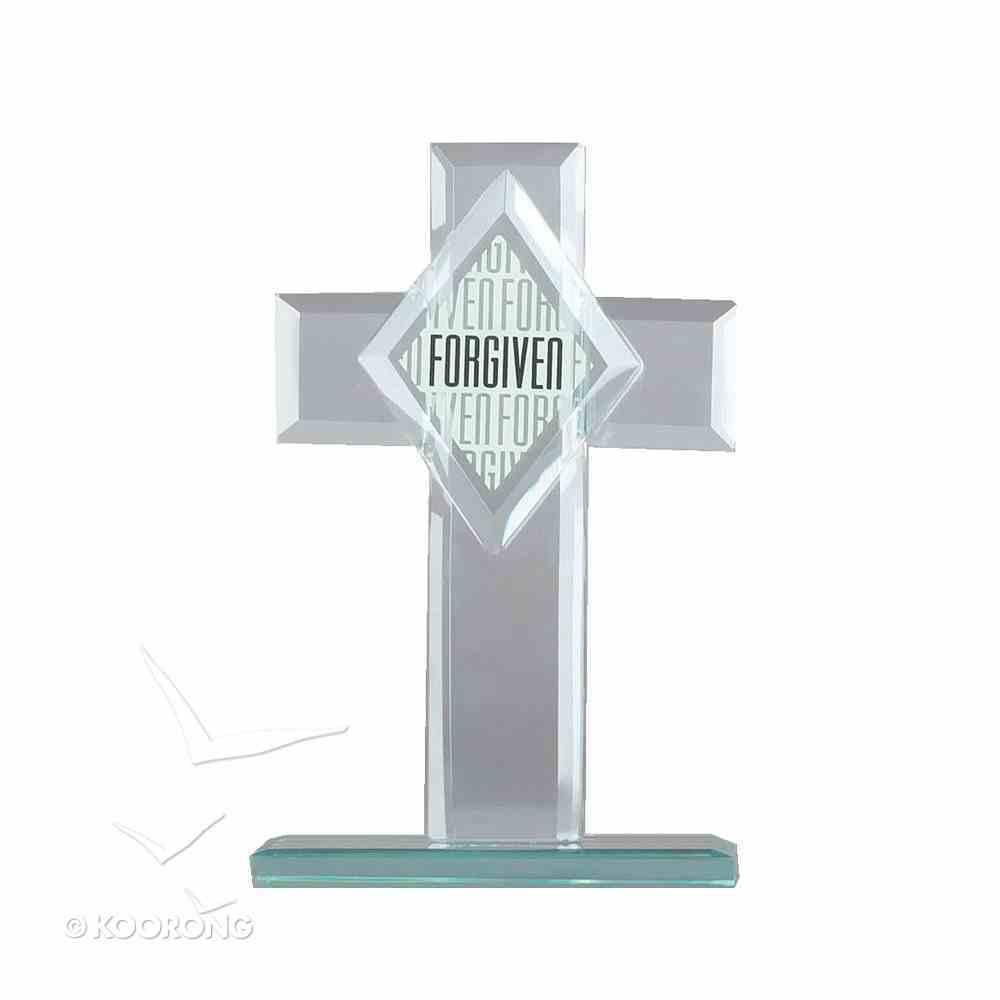 Tabletop Ornament: 10 Commandments Glass Homeware