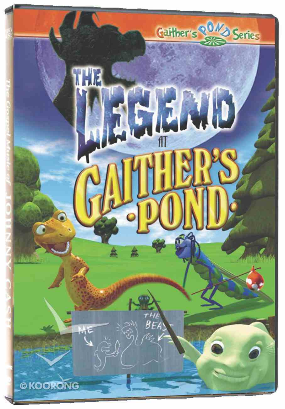 Gaither's Pond: Legend At Gaither's Pond DVD