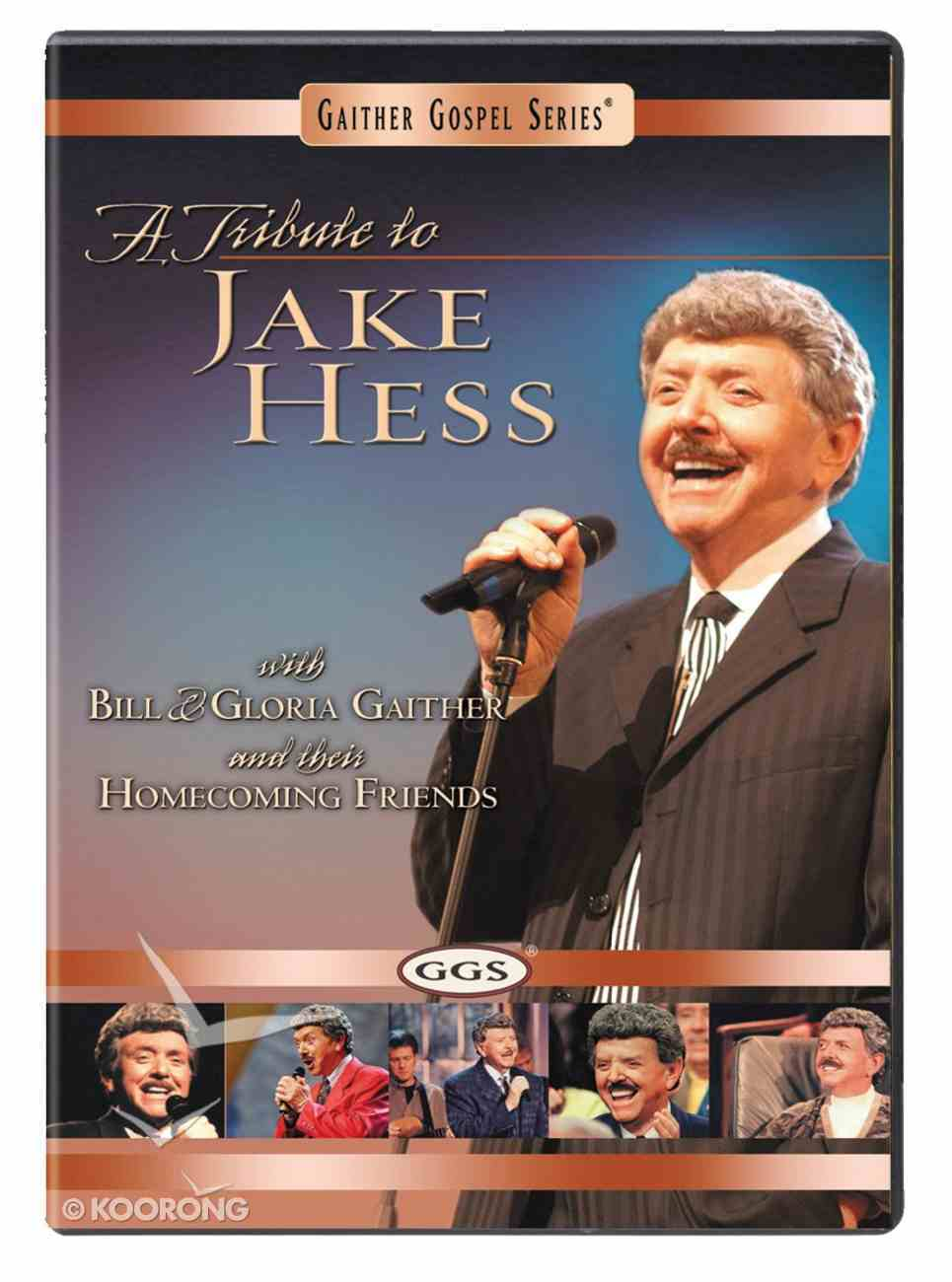 Tribute to Jake Hess (Gaither Gospel Series) DVD