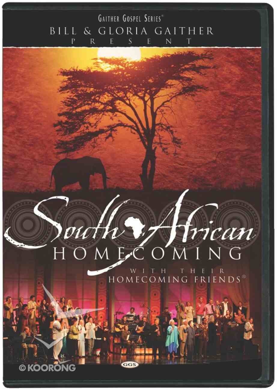 South African Homecoming (Gaither Gospel Series) DVD