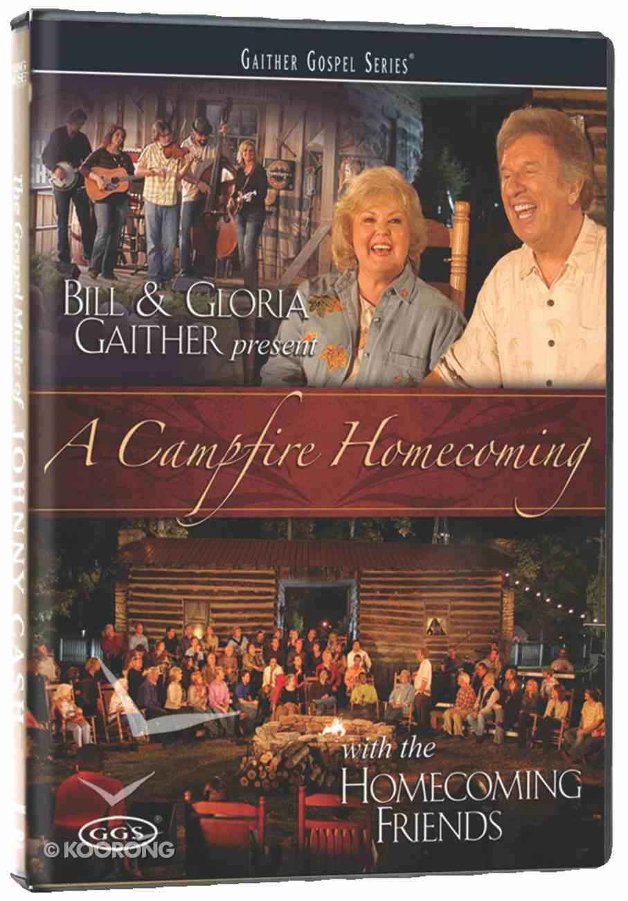 A Campfire Homecoming (Gaither Gospel Series) DVD
