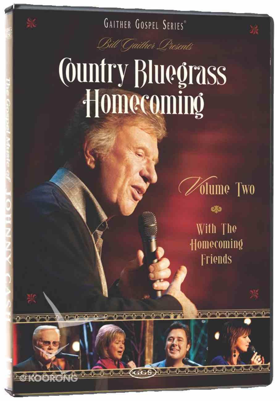 Country Bluegrass Homecoming Volume 2 (Gaither Gospel Series) DVD