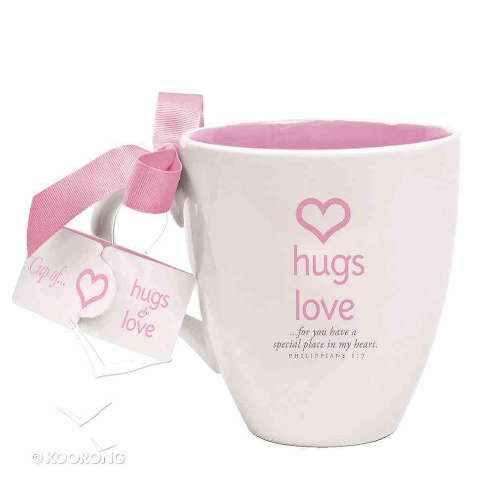 Cup of Hugs Mug: Hugs & Love Homeware