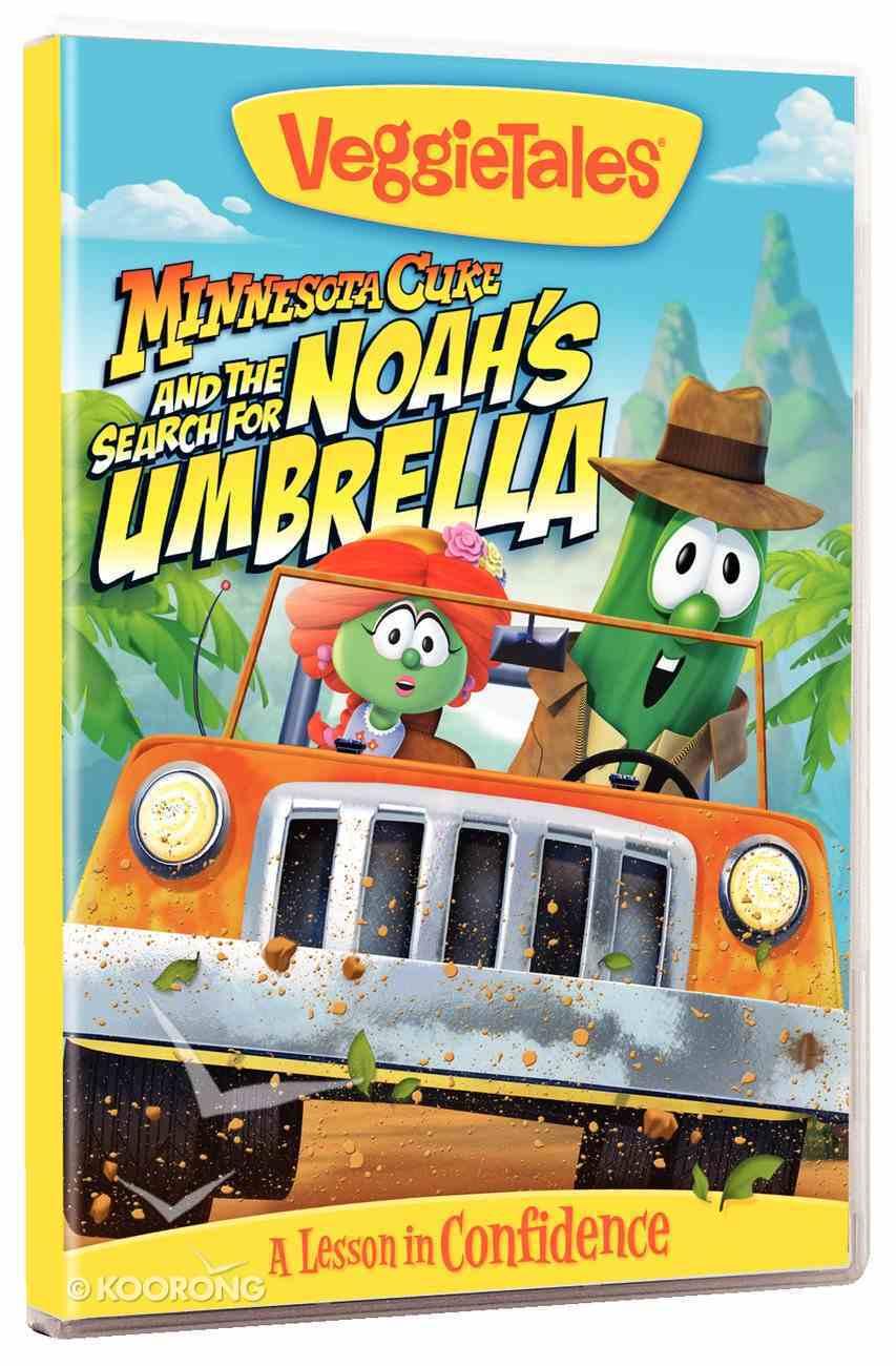 Veggie Tales #35: Minnesota Cuke & the Search For Noah's Umbrella (#035 in Veggie Tales Visual Series (Veggietales)) DVD