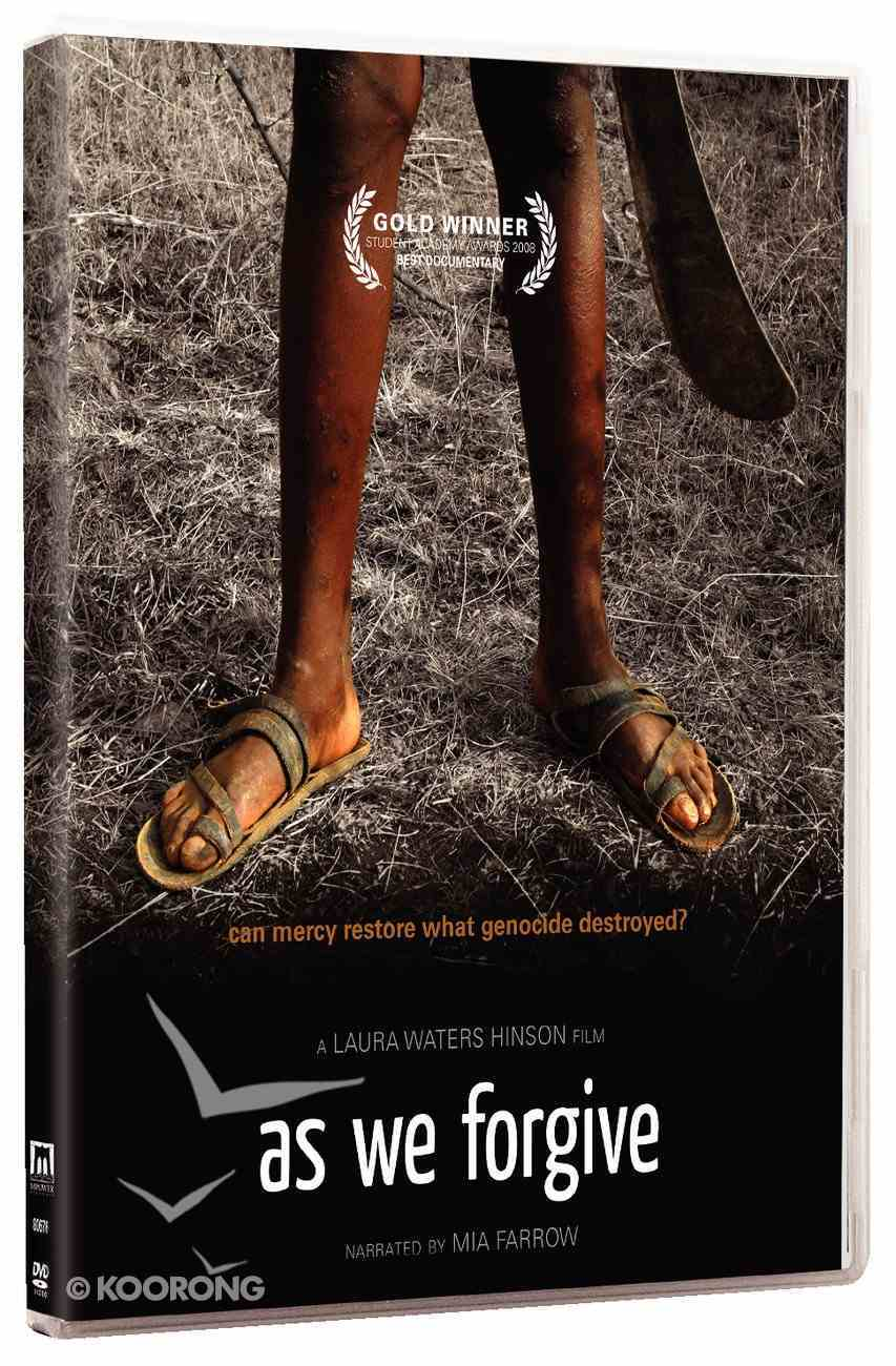 As We Forgive DVD