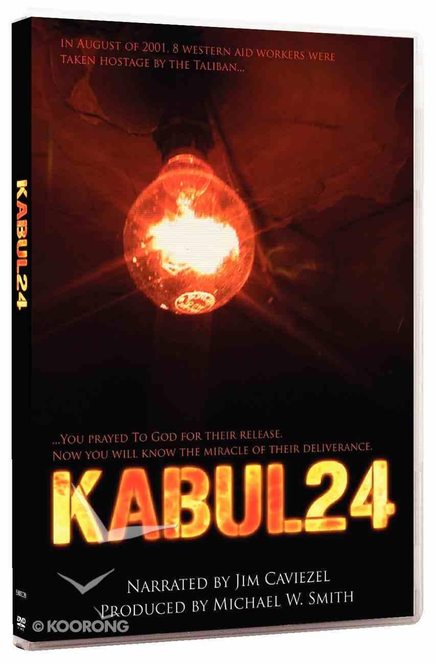Kabul 24 DVD