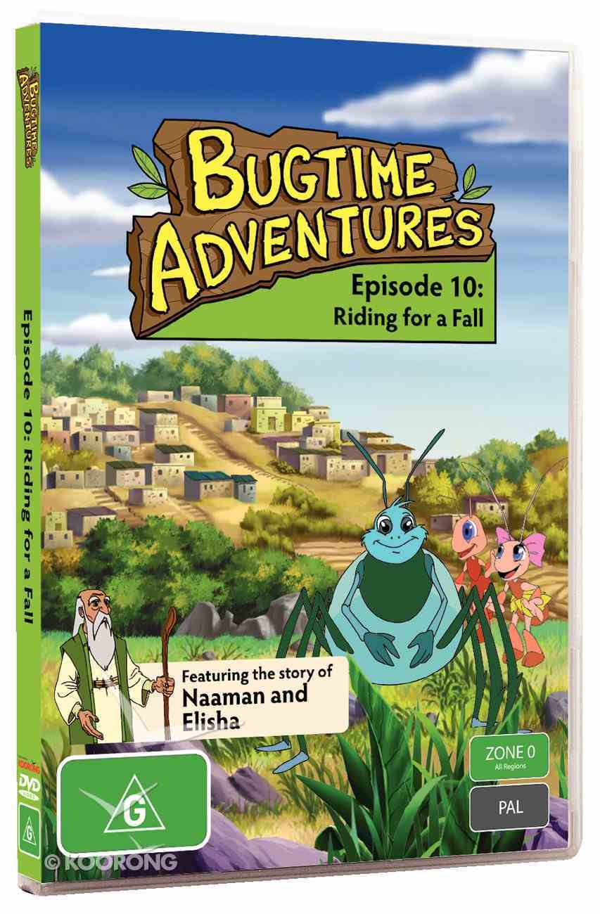 Riding For a Fall (#10 in Bugtime Adventures Series) DVD