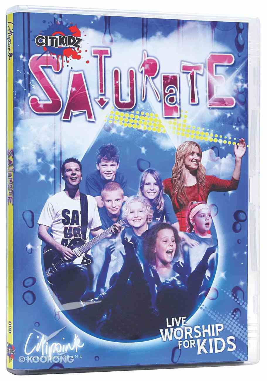 Saturate DVD