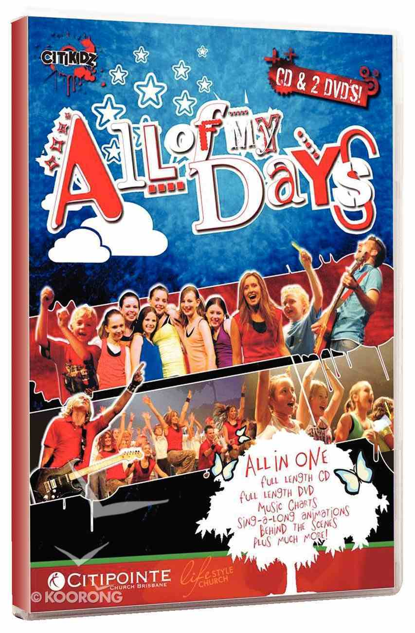 All of My Days DVD