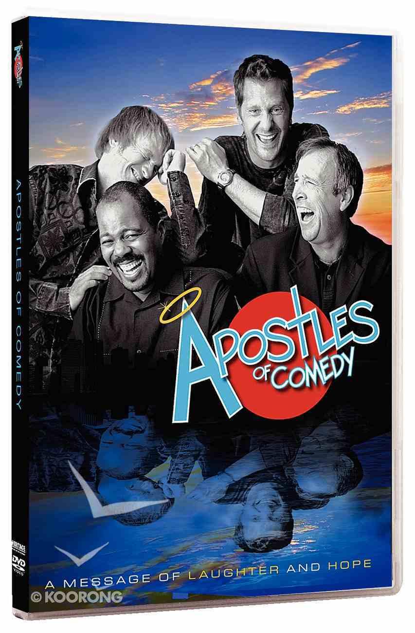 Apostles of Comedy DVD