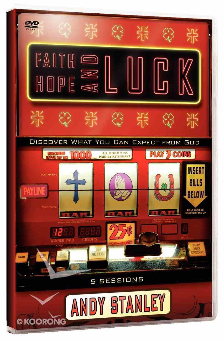 Faith, Hope and Luck (Dvd) DVD