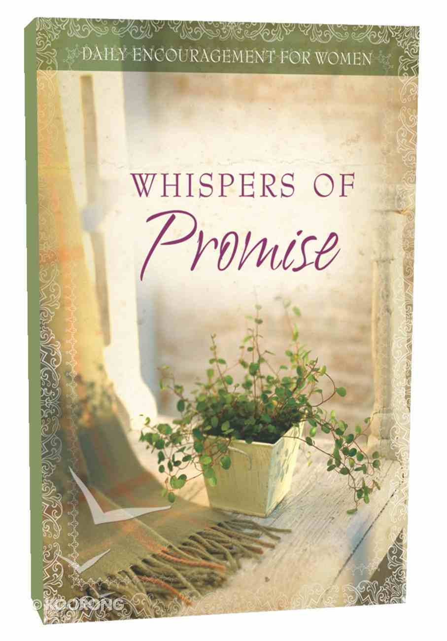 Whispers of Promise Hardback