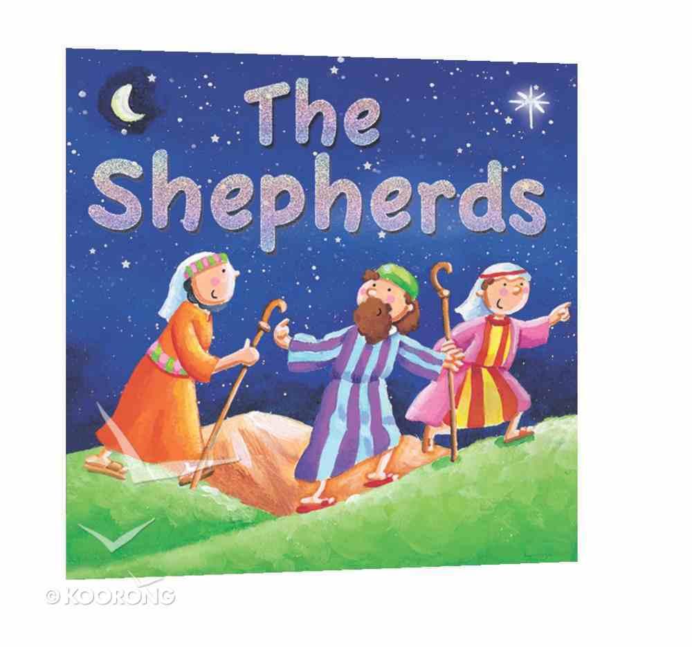 The Shepherds Board Book