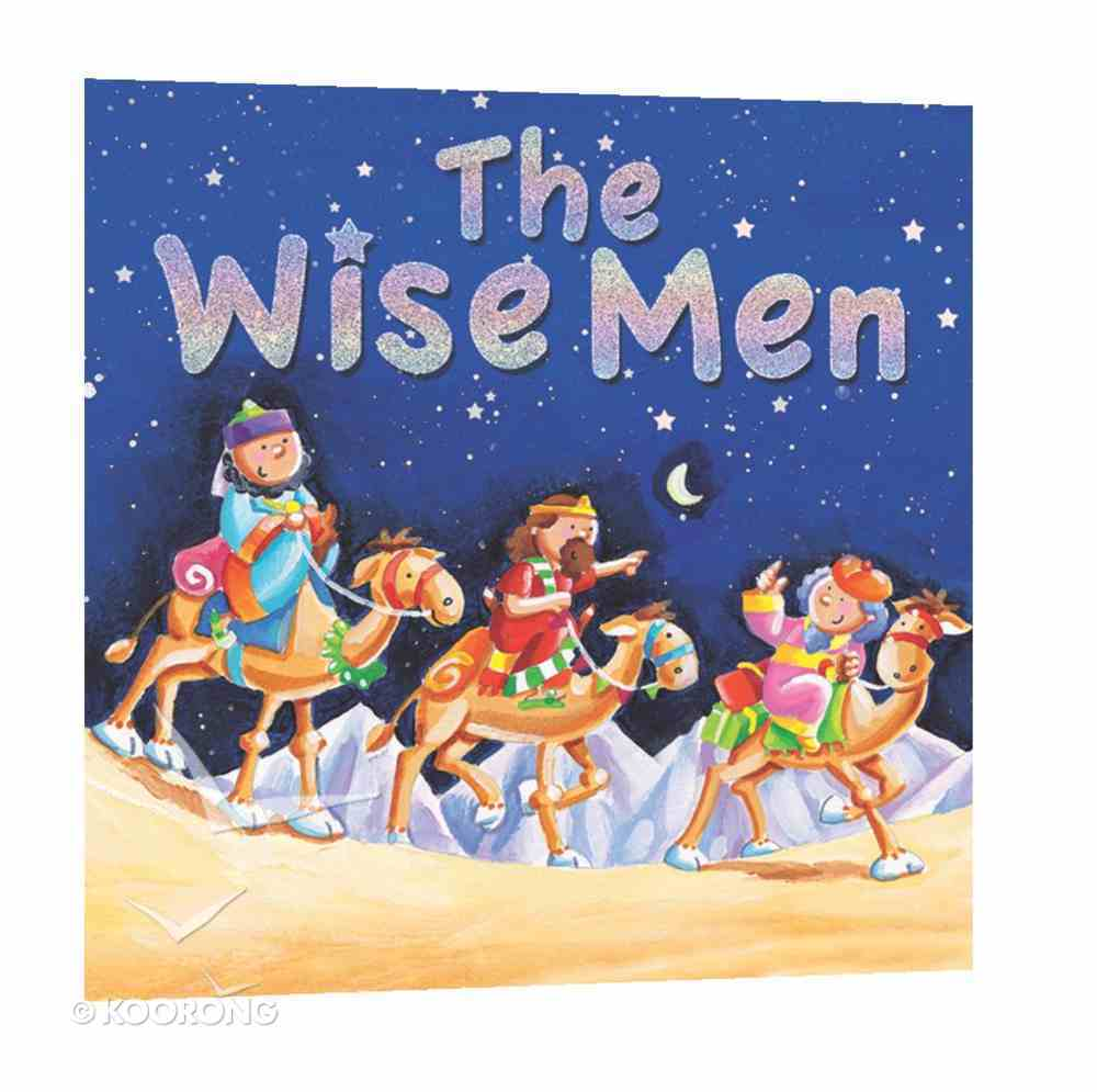 The Wise Men (Candle Christmas Trio) Board Book