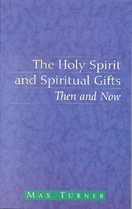 Product: Spci: Holy Spirit And Spiritual Gifts, The Image