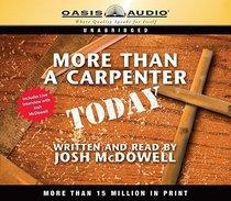 Album Image for More Than a Carpenter Today - DISC 1