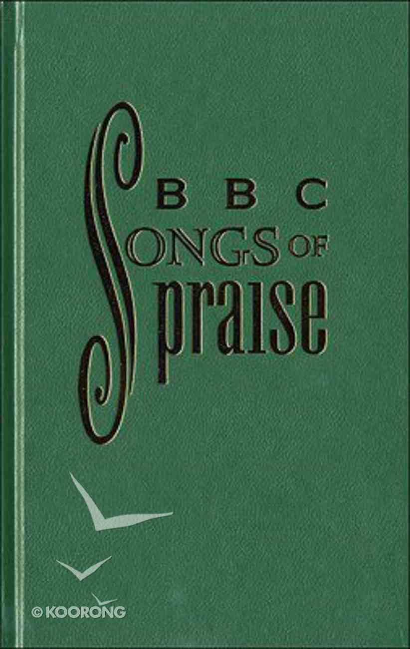 Bbc Songs of Praise Music Edition (Music Book) Hardback