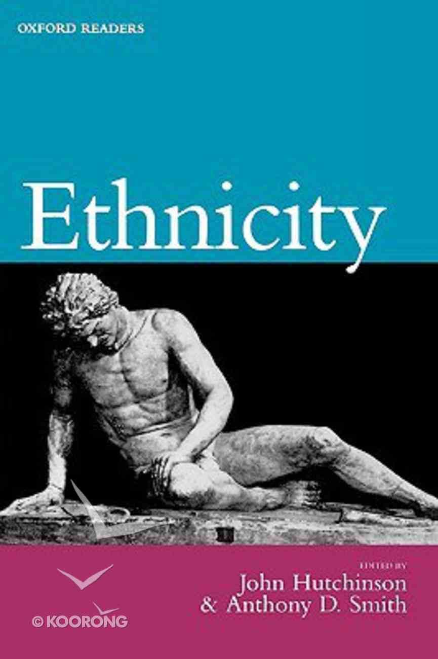 Ethnicity Paperback