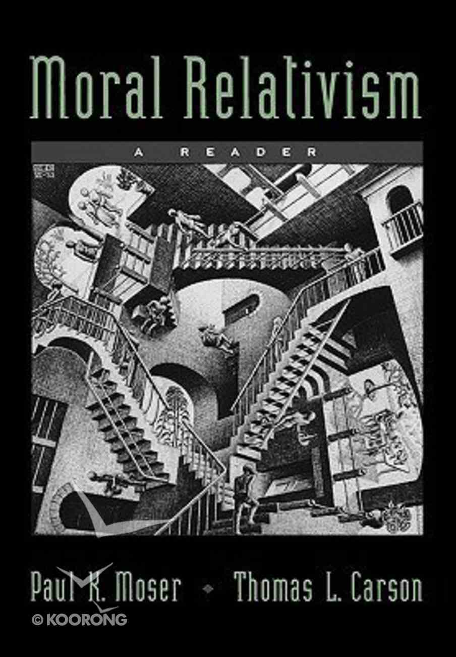 Moral Relativism Paperback